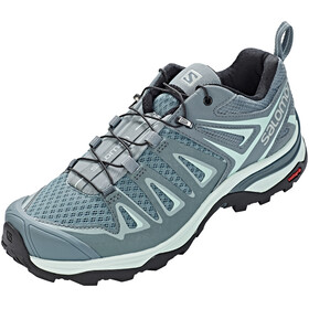 Salomon X Ultra 3 Shoes Women Lead/Stormy Weather/Canal Blue